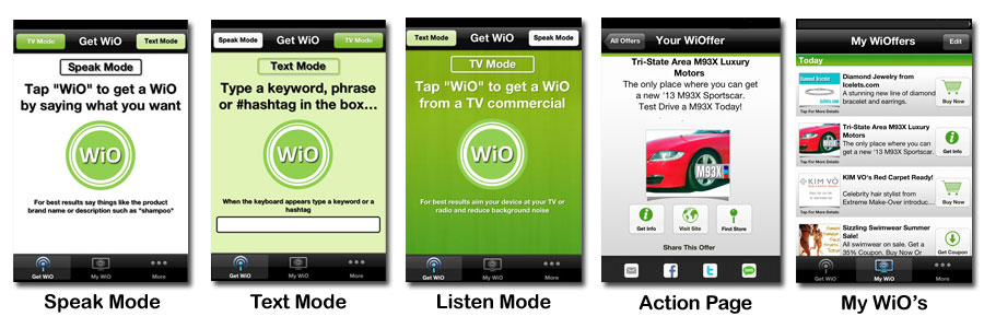 Commerce from anywhere: the WiO suite